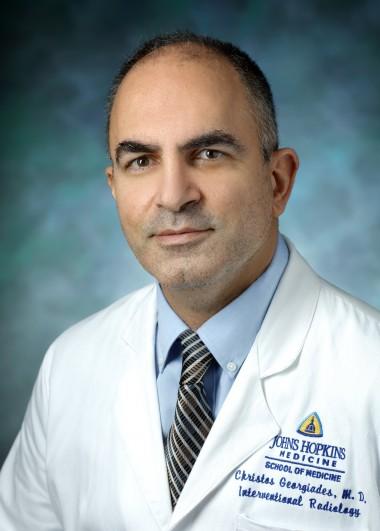 Dr Christos Georgiades